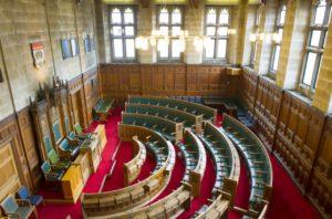 Ealing Council Chamber