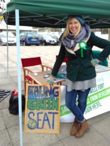 Life in the Green Party