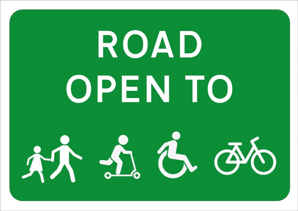 Road Open to
